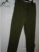 British Army Man's Mens Male Trousers Lightweight in Olive - working trousers