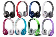 Beats by Dr. Dre Solo HD On-Ear Wired Headphones (Various Colors) - Open Box New