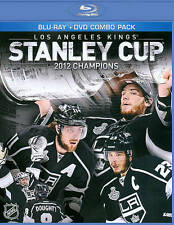 NHL Stanley Cup 2012 Champions Los Angeles Kings Blu-rat New & Sealed fr/shpg