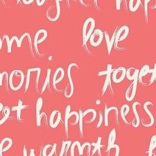Happy Home - To Live By Love - Art Gallery - 100% Feel the Difference Quaility C