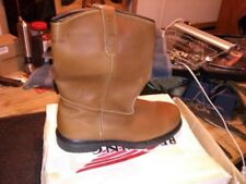 RED WING PECOS COMFORT FORCE STEEL TOE GORE-TEX MADE IN USA RARE
