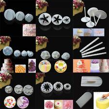 Fondant Cake Decorating Biscuit Plunger Cookie Cutter Mold Sugarcraft Baking Too