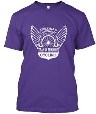 Tnt Cycling Wings 2017 - Leukemia & Lymphoma Society Team In Premium Tee T-Shirt
