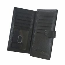 Direct from ID Stronghold RFID Ladies Slim Checkbook Wallet