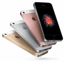 Apple iPhone SE 16 /32/64/128GB Unlocked Gold, Space Grey, Silver , Rose Gold