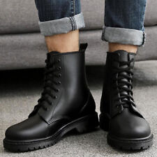 Mens shoes outdoor sport hunting walking rain boots fashion Anti-slip Ankle boot