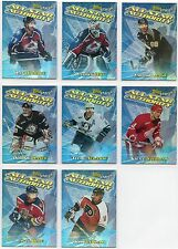 Topps Total Hockey Insert & Parallel Cards (2001-02 and 2002-03)(You Choose)