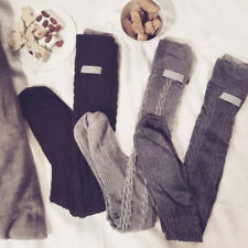 Girl's Women Sexy Warm Thigh High Over-the-Knee Socks Long Stockings