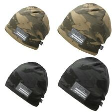 Mens Camo Beanie Hats Warm Winter Cool Beanies Knit Hat Army Camouflage Cap New