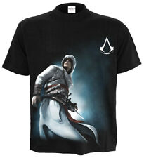 Spiral Altair Side Print, Assassins Creed T-Shirt Black|Blade|Fashion