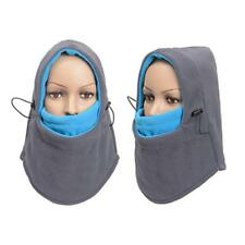 Thermal Balaclava Swat Face Hood Mask Fleece Ski Winter Hat Bike Motorcycle Cap