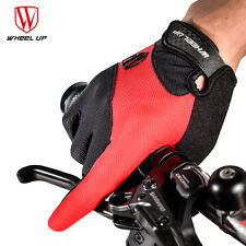 Full Finger Touch Screen Cycling Gloves Road MTB Mountain Lycra Bike Bicycle
