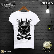 Mens Skull Shirt Fashion Designer Skull Tank Top Luxury Mens Skeleton Tee MD265