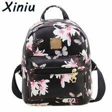 XINIU 2017 Women Classic Backpack Girls Washed Leather Preppy Style School Backp