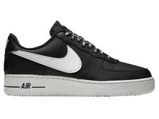 NEW MENS NIKE AIR FORCE 1 LV8 NBA BASKETBALL SHOES TRAINERS BLACK / WHITE