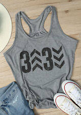 Womens Summer Sleeveless Tank Top Blouse Casual Ladies Camisole Vest Tops Vest