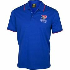 Newcastle Knights NRL Mens Core Polo Shirt BNWT Rugby League Clothing