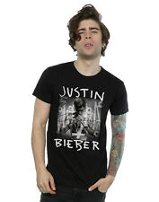 Justin Bieber Men's Purpose Album Cover T-Shirt