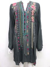 NWT Johnny Was Embroidered Joulette Tunic - XL - JW53111117