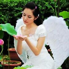 Feather Fairy Angel Wings Christmas Halloween Party Fancy Dress Up Costumes US