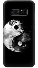 Moon Yin-Yang Phone Case for Samsung Galaxy Note8 Note5 Note 4 3 2