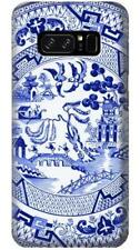 Willow Pattern Illustration Phone Case for Samsung Galaxy Note8 Note5 Note 4 3 2