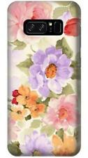 Sweet Flower Painting Phone Case for Samsung Galaxy Note8 Note5 Note 4 3 2