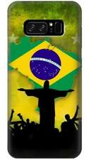 Brazil Football Flag Phone Case for Samsung Galaxy Note8 Note5 Note 4 3 2
