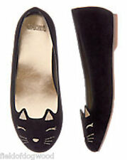 NWT GYMBOREE Catastic Kitty Shoes Flats cat Girls dress SZ 12,13,1,2