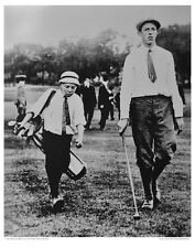 ASST 8x10 PHOTOS 1913 US OPEN GOLF FRANCIS OUIMET, LOWERY VARDON RAY; CHRISTMAS!