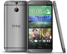 """NEW HTC ONE (M8) AT&T 2GB 32GB QUAD CORE 5.0"""" HD SCREEN ANDROID 4G SMARTPHONE"""
