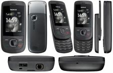 New Condition Nokia 2220 Slide Graphite Unlocked Camera easy to use Mobile Phone