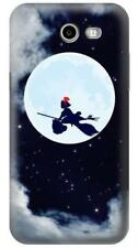 Kiki Delivery Service Little Witch Kiki Moon Phone Case for Samsung Galaxy J7 J5