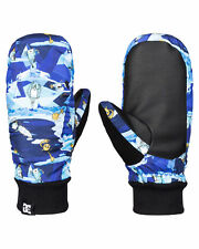 NEW DC Shoes™ Teens 10-16 Flag Snow Mittens DCSHOES  Winter