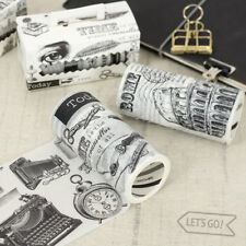 Fashion Washi Masking Tape Adhesive Paper Craft Scrapbook DIY Diary Decoration