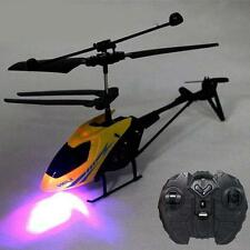 Mini Remote Control RC Helicopter Control 2Channels drone Aircraft Helicopter G}