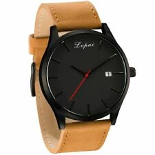 2017 Lvpai Fashion Casual Mens Watches Top Brand Luxury Leather Business Quartz-