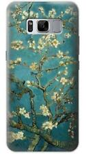 Blossoming Almond Tree Van Gogh Phone Case for Samsung Galaxy S9 S8 S7 S6 S5
