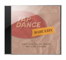 Music from Tap Dance Made Easy (Audio CD or mp3 Instant Download zip file)