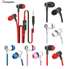 Langsdom Hifi Stereo In-Ear Earphone Headphone Headset Earbuds 3.5mm For IPhone