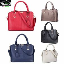 Fashion Women Handbag Tote Purse Shoulder Messenger Bag PU Leather Hobo Satchel