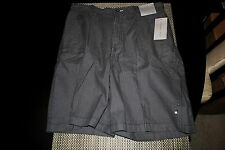 GEOFFREY BEENE MENS CLASSIC FIT FLAT FRONT CASUAL SHORTS 5 SIZES RP $55.00 NWT