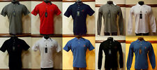 Ralph Lauren Long and Short Sleeve Polo Shirt - Black Blue Grey Navy Red White