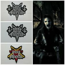 New Dark Funeral Embroidered Sew Iron on Patch Logo Band Music Rock Black Metal