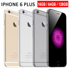 Apple iPhone 6`PLUS 128GB (UNLOCKED) Gold Silver Gray AT&T / MetroPCS / T-Mobile