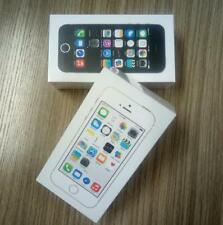 NEW Sealed Box  Apple iPhone 5s Smartphone Space Grey Silver Gold 4G Unlocked