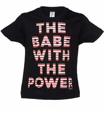 Official Kids Labyrinth Babe With The Power T-Shirt