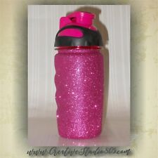 Glitter Water Bottles - 14oz bottle - bpa free - glitter bottle - cute water bot