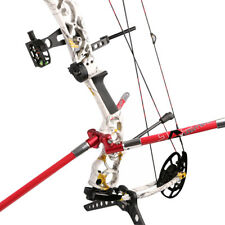Bow Stabilizer Double Adjustable V-Bar Mount Quick Disconnect for Archery Bow