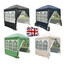 Awning Tent Canopy Waterproof 2Mx2M Pop Up Gazebo Marquee Garden Party